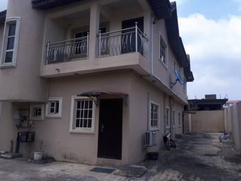 4 Bedroom Duplex Sharing Compound with a Tenant, Gra, Magodo, Lagos, Semi-detached Duplex for Rent