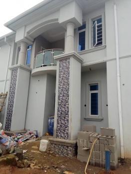 Newly Built 5 Bedroom Detached Duplex 1 Room Bq, Dideolu Estate, Ogba, Ikeja, Lagos, Detached Duplex for Sale