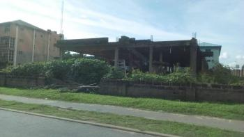 Uncompleted Commercial Complex/ Plaza on Decking Level, Along Oladipo Diya Way, Near Gudu Market, Apo, Abuja, Plaza / Complex / Mall for Sale