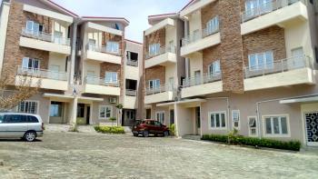 Brand New 4 Bedroom Terraced Duplex with Bq, Guzape District, Abuja, Terraced Duplex for Sale