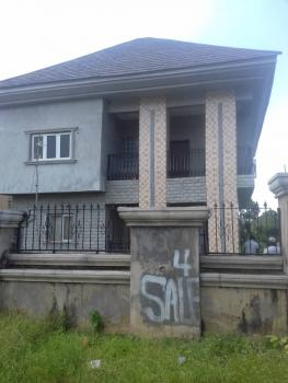 Distress 4 Bedroom Duplex at 95% Completion Stage, Zoneb, Resettlement, Apo, Abuja, Detached Duplex for Sale