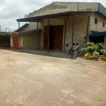 Vacant Warehouse on 2,970 Square Meters of Land, Abule Egba, Agege, Lagos, Warehouse for Sale