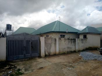 2 Bedroom with Three 1 Bedroom Bqs, No.6, Charles Ochiba Close, Off Agwan Ashimo, After Agwan Albarka, Karu, Nasarawa, Block of Flats for Sale