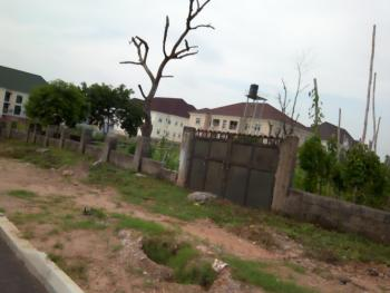 1050sqm Land on a Tarred Road Built Up Street, After Zartech Office, Wuye, Abuja, Residential Land for Sale