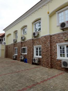 Serviced 3 Bedroom Flat with Generator and Air Conditioner, Deep Freezer, Refrigerator., Off Aminu Kanu Crescent, Wuse 2, Abuja, Flat for Rent