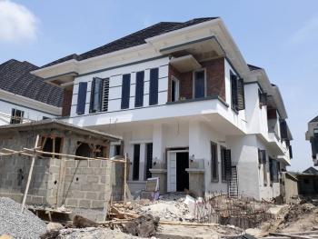 Brand New 4-bedroom Semi-detached House with 24 Hours Power(pre Paid), Lafiaji, Lekki, Lagos, Semi-detached Duplex for Sale
