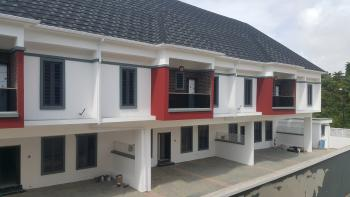Tastefully Finished 4-bedroom Terrace House, Just After The Chevron Toll Gate, Chevy View Estate, Lekki, Lagos, Terraced Duplex for Sale