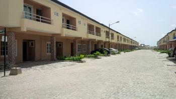 3 Bedroom Terrace Duplex (shell) for Sale in Lekki Gardens Estate, Off General Paint Bus Stop, Lekki Gardens Estate, Ajah, Lagos, Terraced Duplex for Sale