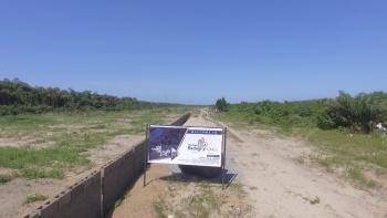 Plot of Land Plus 25% Return on Investment, Itoga Junction, After Aradagun and Limca Bus-stop, Before The Army Barracks and Energy Filling Station, Aradagun, Badagry, Lagos, Residential Land for Sale