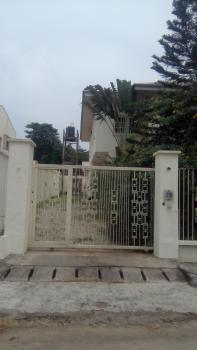 4 Bedroom Duplex with Two Rooms Bq, Maitama District, Abuja, Detached Duplex for Rent