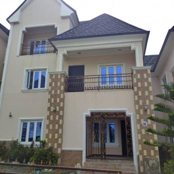 a Brand New Town House with an Attached Bq and a Gated Compound, Guzape District, Abuja, Terraced Duplex for Sale