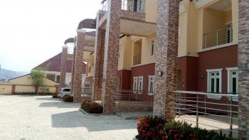 Brand New 4 Bedroom Terraced Duplex with Bq, Katampe Extension, Katampe, Abuja, Terraced Duplex for Sale