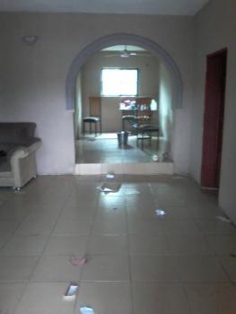 Clean 3 Bedrooms Flat, Harmony Estate, Ogba, Ikeja, Lagos, Flat for Rent