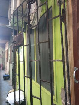 Big Standard Single Room Self Contained, Oyingbo, Yaba, Lagos, Self Contained (single Rooms) for Rent