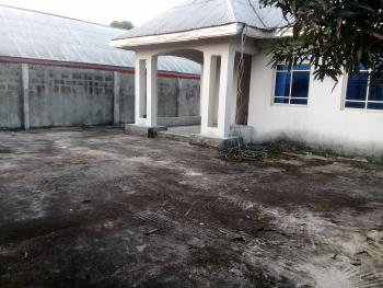 Well Located and Standard 3 Bedroom Bungalow with Two Sitting Rooms, Iwofe Road, Rumolumeni, Port Harcourt, Rivers, Detached Bungalow for Sale