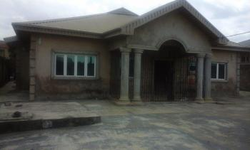 4 Bedroom Bungalow, All Rooms En Suite. It Is Well Finished with All Fitted and Gated, Torotoro, Ibafo, Ogun, House for Sale
