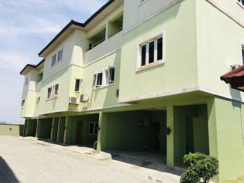 Luxury 3 Bedroom Terrace + Bq, Ikate Elegushi, Lekki, Lagos, Terraced Duplex for Rent