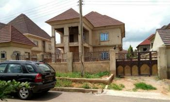 Just Listed Is This 4 Bedroom Detached House, Built Partly Finished with a Completed Bq Behind. Access Is Paved/tarred, Basic Estate, Lokogoma District, Abuja, Detached Duplex for Sale