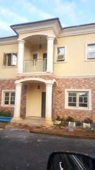 Luxury 4 Bedroom Duplex, Dape After Kado Market, Dape, Abuja, House for Sale