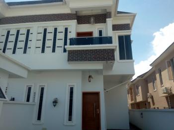 Brandnew Irresistible 4 Bedroom Semi Detached Duplex with Beautiful Top Notch Finishing with Cctv Cameras and Video Door Bell & Bq, By Chevron, Chevy View Estate, Lekki, Lagos, Semi-detached Duplex for Rent