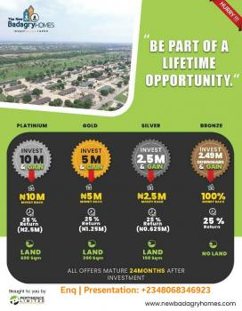 Palm De Royale Ipoffer, Aradagun, Badagry, Lagos, Mixed-use Land Joint Venture
