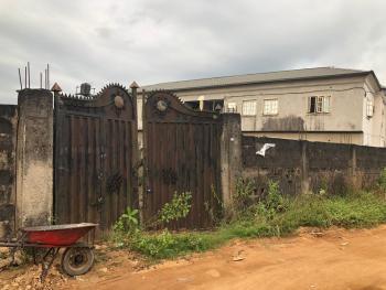 Fenced Bare Land, Godson Echiegile Estate, Ori-oke, Ogudu, Lagos, Residential Land for Sale