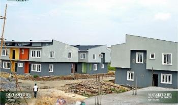 Affordable Duplexes, Off May Fair Garden Oribanwa Lekki, Lakowe, Ibeju Lekki, Lagos, Semi-detached Duplex for Sale