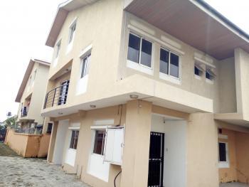 a Lovely 4 Bedroom Semi-detached Duplex, Lekki Phase 1, Lekki, Lagos, Semi-detached Duplex for Rent