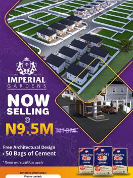 Land with C of O, Abijo Gra, Ibeju, Lagos, Residential Land for Sale