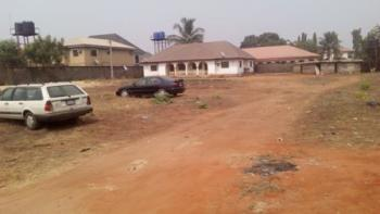 Twin 2 Bedroom Bungalow  on a 1800 Sqm of Land, Core Area Phase 1, Asaba, Delta, Mixed-use Land for Sale
