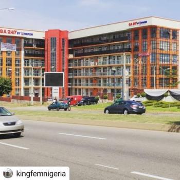Shops/suites for Rent  in 42sqm Suites En Suite By Kingfem Ga 247, Plot 264, Ahmadu Bello Way, Mabuchi, Abuja, Plaza / Complex / Mall for Rent
