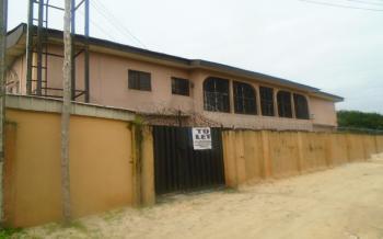 3 Bedroom Flat, Behind Protea Hotel, Off Npa Express Way, Warri, Delta, Flat for Rent