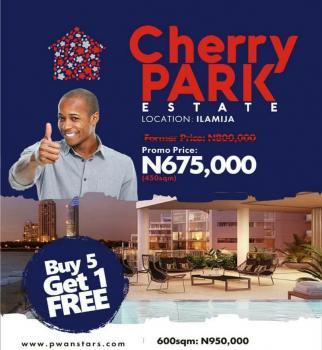 Cherry Park Estate, Ilamija-nla Village, Epe, Lagos, Land for Sale