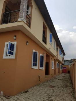 2 Nos. of 2 Bedroom Duplex, Olawaye Estate, Omole Phase 2, Ikeja, Lagos, Detached Duplex for Sale