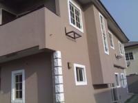 New 4 Bedroom Duplex, Gbagada, Lagos, 4 Bedroom House For Rent
