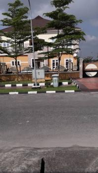 6-bedroom Duplex Sitting on 510 Square Meters Land with a Lots of Facilities in Pinnock Beach Estate, Pinnock Beach Estate, Osapa, Lekki, Lagos, Detached Duplex for Sale