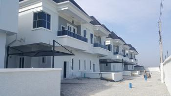 Tastefully Finished 4 Bedroom Semi-detached House with Bq in a Mini Estate, Chevron Alternative Route, Chevy View Estate, Lekki, Lagos, Semi-detached Duplex for Sale