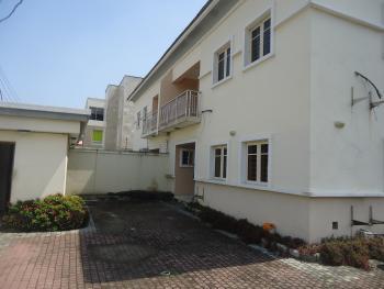 Tastefully Finished 4 Bedroom Semi Detached Duplex, Lekki Phase 1, Lekki, Lagos, Semi-detached Duplex for Rent