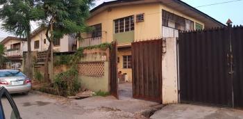 a Block of 4 Units of 3 Bedroom Flat with a Room Bq Each, Ilupeju Estate, Ilupeju, Lagos, Flat for Rent