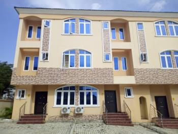 Fully Furnished 4 Bedroom Terraced Duplex, Lifecamp, Jabi, Abuja, Terraced Duplex for Sale
