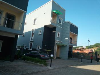 Luxury 5 Bedroom + Pent House Detached Duplexes on a Tarred Road, Mabuchi, Abuja, Detached Duplex for Rent