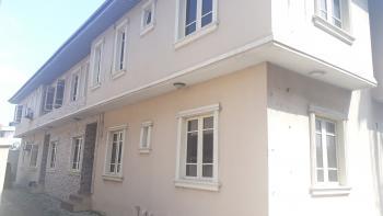 Self Service 4 Bedroom Semi Detached Duplex, Lekki Phase 1, Lekki, Lagos, Semi-detached Duplex for Rent