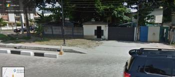 Demolishable Or Refurbishable Semi-detached House on 1,300 Square Meters in Old Ikoyi, 1st Avenue, Old Ikoyi, Ikoyi, Lagos, Semi-detached Bungalow for Sale