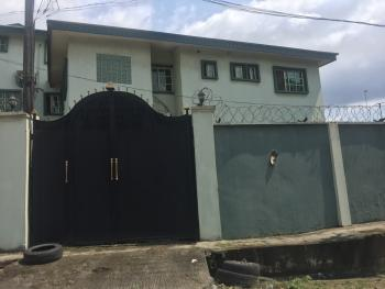 3 Bedroom Flat (up Stairs & Downstairs) in a Serene Location, Bode Thomas, Surulere, Lagos, Flat for Rent