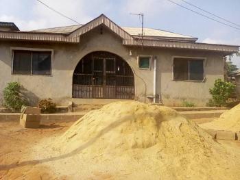 2 Bedroom Bungalow + Land, Before Pz Industries Limited Factory, Odogunyan, Ikorodu, Lagos, House for Sale