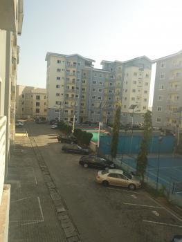 Clean 3 Bedroom Flat, Prime Water Gardens Estate, Off Freedom Way, Lekki Phase 1, Lekki, Lagos, Flat for Rent