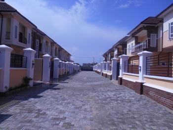 4 Bedroom Duplex, South Lake Homes, Ologolo, Lekki, Lagos, Terraced Duplex for Sale