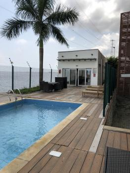 Luxury 3 Bedroom Apartment with 1 Room Bq and Waterfront View, Banana Island, Ikoyi, Lagos, Flat for Rent