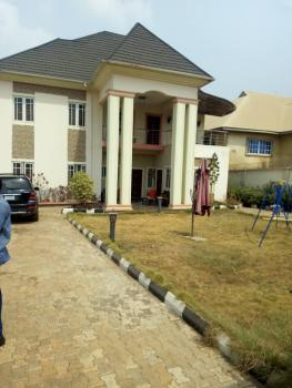 Lovely and Well Maintained Furnished 5 Bedroom Detached Duplex with 2 Rooms Bq, Fitted Kitchen, Etc., Sunrise Estate, Enugu, Enugu, Detached Duplex for Sale
