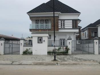 5 Bedroom Fully Detached House with 1 Room Boys Quarters, Ologolo, Lekki, Lagos, Detached Duplex for Sale